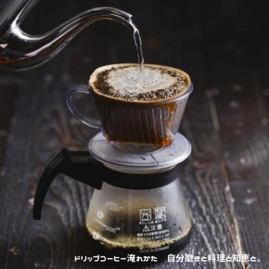 ドリップコーヒーの淹れ方