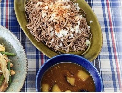 焼き和そばカレーつけ麺