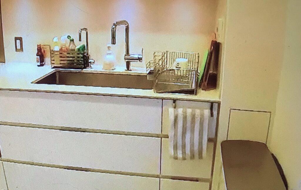 トレーナーAYAさん宅 キッチン