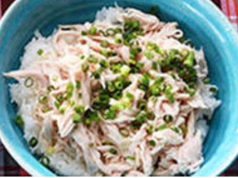 鶏肉飯(チーローハン)