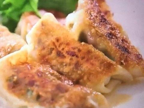 牡蠣ギョーザ