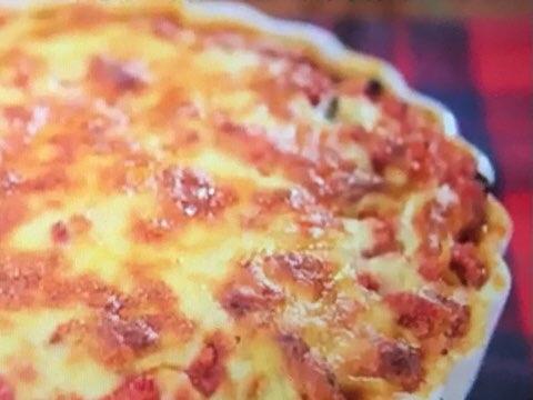 野菜のお餅ラザニア